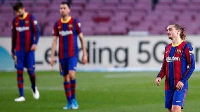 Akhirnya Menyerah, Antoine Griezmann Turuti Aturan Barcelona: Potong Gaji 50 Persen