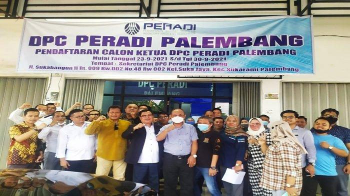Antoni Toha Ramaikan Persaingan Jadi Ketua DPC Peradi Palembang, Sudah Ada Dua Calon yang Daftar