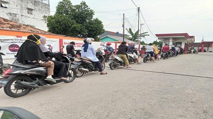 Jawaban Pertamina Soal Antrean Panjang Mencari Pertalite di Sejumlah SPBU di Palembang, Ini Faktanya