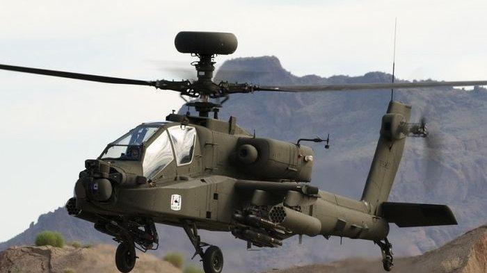 TERCANGGIH di Asia, Heli Apache Sapu Bersih KKB Papua, Kogoya Panik: Tunggu Perintah Panglima TNI