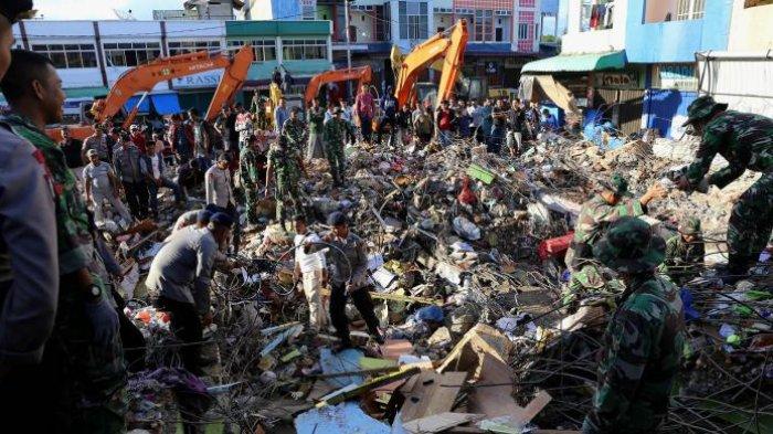 Korban Tewas 102 Orang, 85 Telah Diidentifikasi