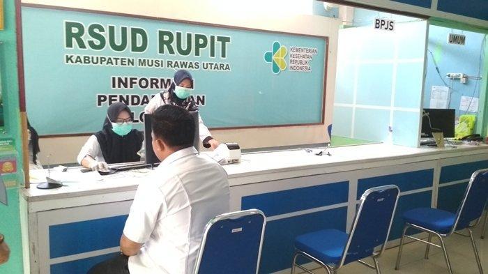 RSUD Rupit Muratara Terima Donasi APD, Ini Contact Person dan APD yang Diterima