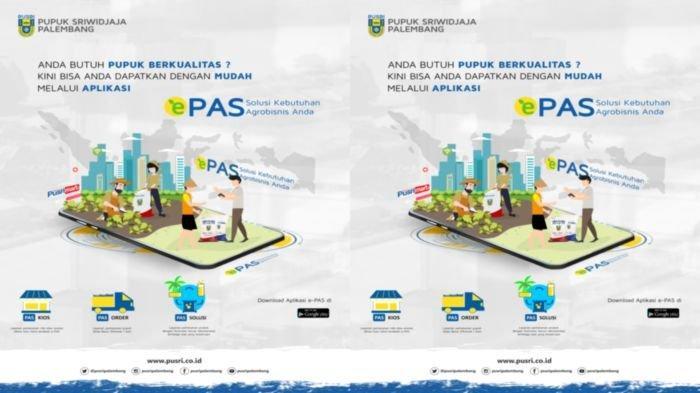 Aplikasi e-PAS Pusri, Solusi Digital Agroindustri