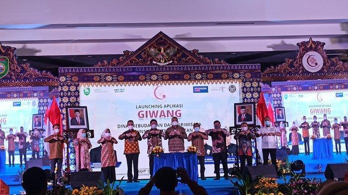 Download Aplikasi GIWANG, Pariwisata Sumsel Dalam Genggaman, HD Launching Aplikasi GIWANG