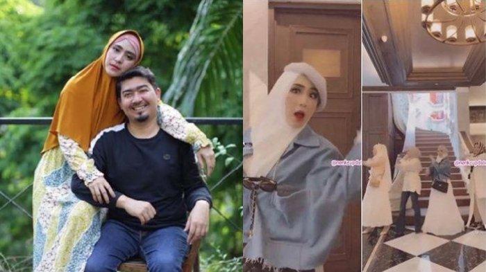Biodata Ustaz Solmed, Siap Bela Sang Istri April Jasmine karena Goyang TikTok