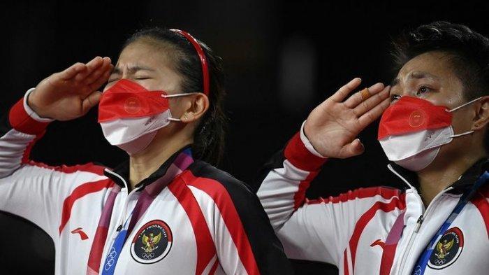 Modal Raket dan Uang Rp200 Ribu di Tangan, Apriyani Nekat Datangi Eng Hian: Kini Juara Olimpiade