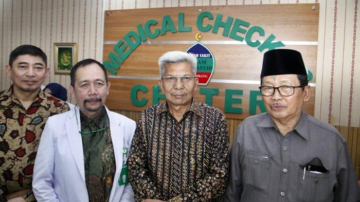 Wagub Sumsel Mawardi Yahya Resmikan Medical Check Up Center RS Islam Ar Rasyid