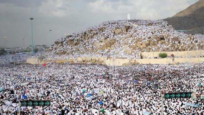 Tiga Juta Jemaah Padati Arafah, Simak Video dari Udara Suasana Arafah Jelang Puncak Ibadah Haji