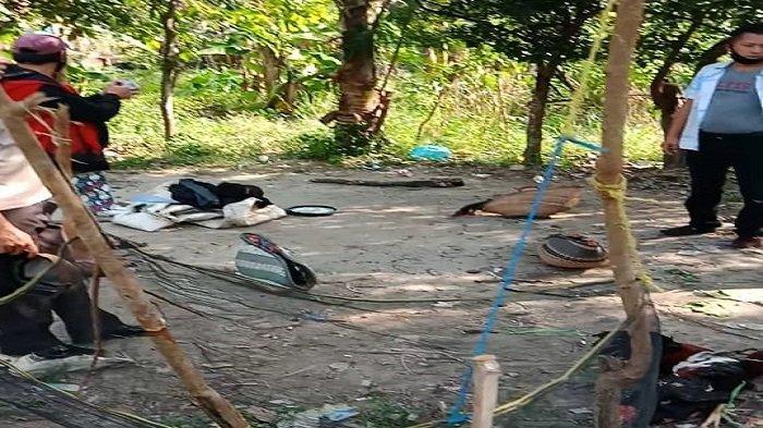 Arena Judi Sabung Ayam di Wonosari Prabumulih Digrebek Petugas, Pelaku Sabung Dibuat Kocar-kacir