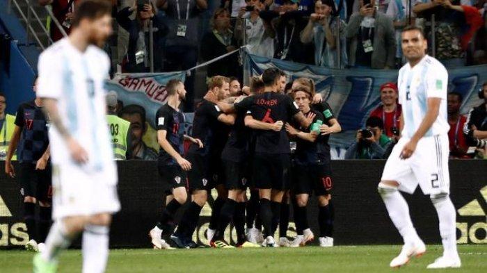 Jelang Final Piala Dunia, Kroasia Persiapkan Mental Hadapi Ayam Jantan Prancis