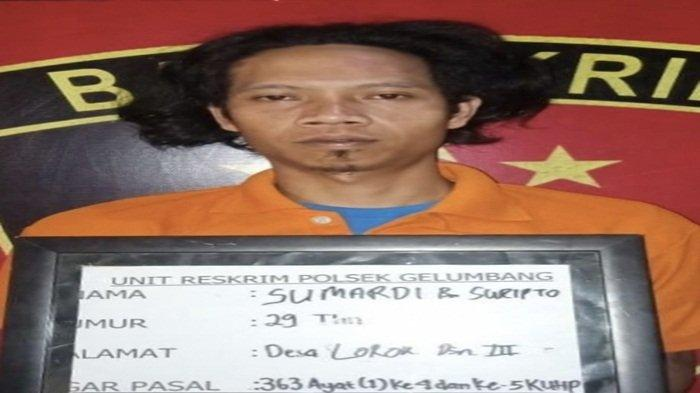 Buron Setahun, Komplotan Pencuri Pendrol KA Berhasil Dibekuk Polisi