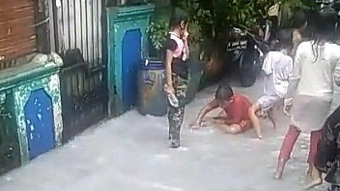 Air Susu Tumpah Ruah di Jalanan, Anak-anak Teriak Girang: Lurah Bengong Darimana Asalnya?