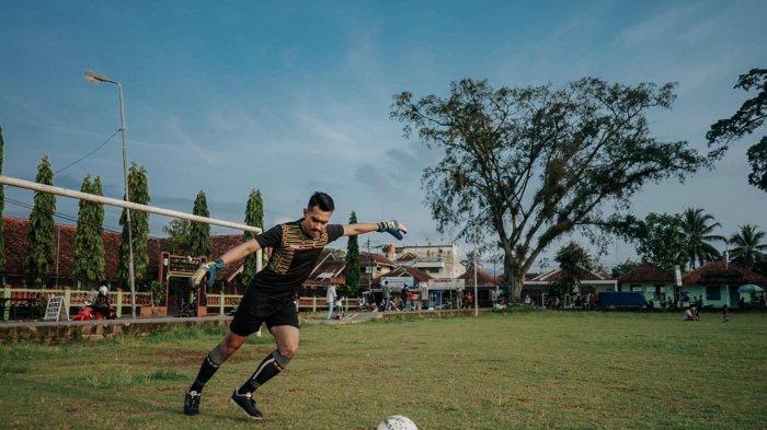 Kita Manusia Biasa Punya Rasa Kecewa, Curhat Kiper Dengar Sriwijaya FC Batal Ikut Piala Menpora 2021
