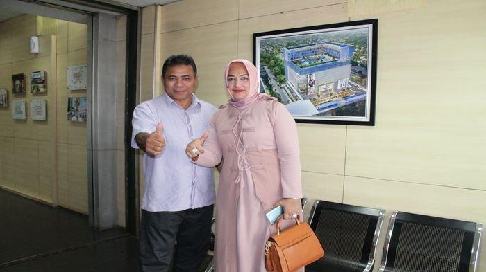 Arisman Antusias Ingin Miliki Lapak di Pasar Modern Aldiron Plaza Cinde Palembang