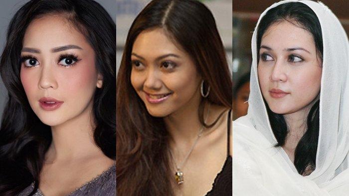 12 Selebriti Cantik Ini Jatuh ke Pelukan Duda, Ada yang Cerai, No 1 Bak Pasangan Muda Punya 5 Anak!