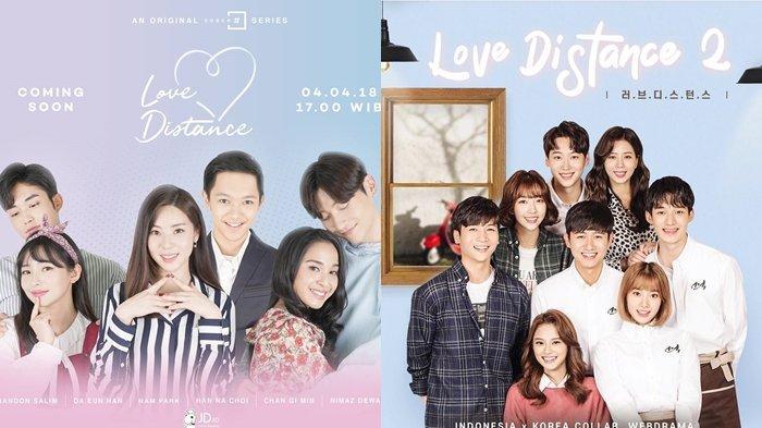 4 Artis Indonesia yang Bermain di Love Distance, Drama Keren Hasil Kolaborasi Korea dan Indonesia