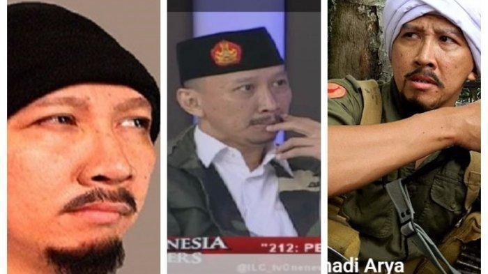 """Abu Janda Terbaring Lemah Tak Berdaya Akibat """"Ditampar"""" Covid-19"""