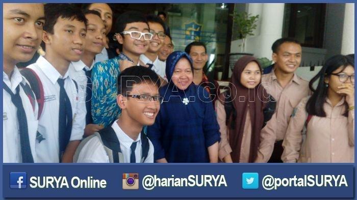 Aryo Seno Baskoro Jubir Balon Wako & Wawako Surabaya  Lulusan SMA, Berikut Profil Lengkapnya