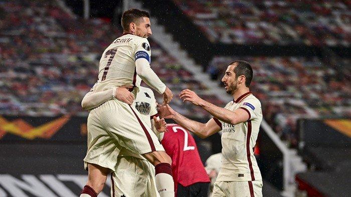 Pelatih AS Roma Sebut Pemainnya Kena Mental Saat Dibantai Manchester United, Sebut Masalah Ini