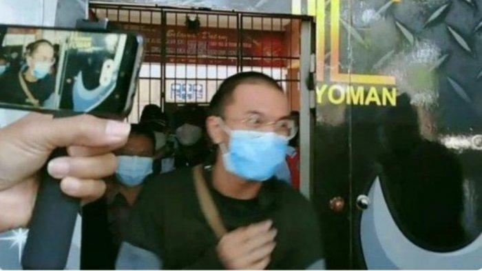 Asep Pemilik Kedai Kopi Usai 3 Hari Dibui karena Tak Mampu Bayar Denda PPKM: Saya Betah-betahin Saja