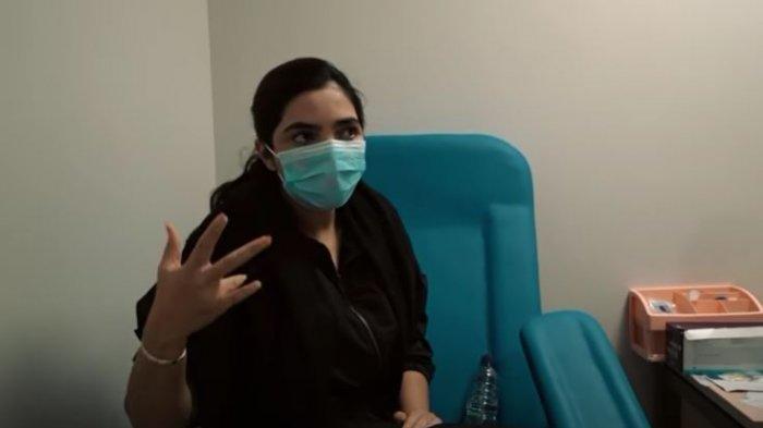 Ashanty Lawan Autoimun Jelang Pernikahan Aurel dan Atta, 2 Hari sebelum Akad Dilarikan ke RS