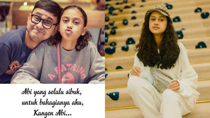 Buah Jatuh Tak Jauh dari Pohonnya, Ini Sosok Putri Semata Wayang Ramzi Jago Modelling Usia 15 Tahun