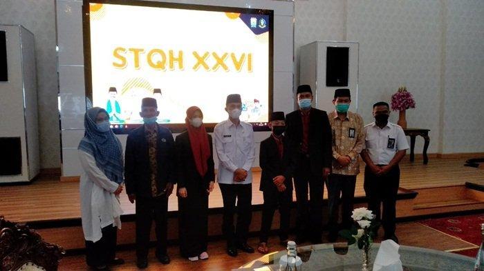 Palembang InsyaAllah Bisa Menyabet Predikat Juara Umum STQH ke XXVI di OKUT