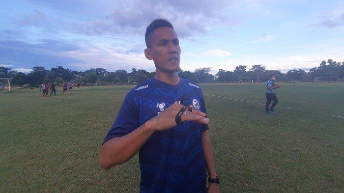 Sebulan Libur, Ambrizal Akui Sentuhan Para Pemain Sriwijaya FC Sedikit Berkurang