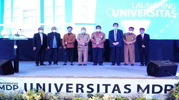 Gubernur Herman Deru Selalu Perhatian dan Konsen Terhadap Pendidikan Apalagi Universitas