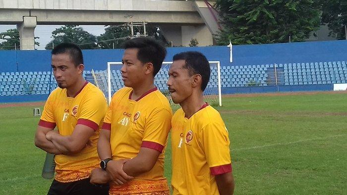 Penghujung 2020, Manajemen Sriwijaya FC Lepas Dua Asisten Pelatih Sriwijaya FC