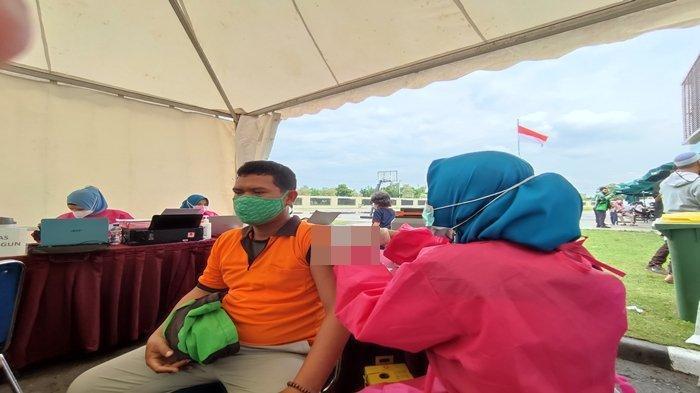 Jadwal Vaksinasi Covid-19 di Palembang, Digelar Secara Massal Hingga 11 September Nanti