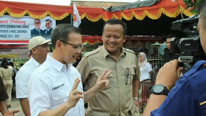 Edhy Prabowo Yakinkan Warga, Aswari-Irwansyah Prioritaskan Program Kesehatan