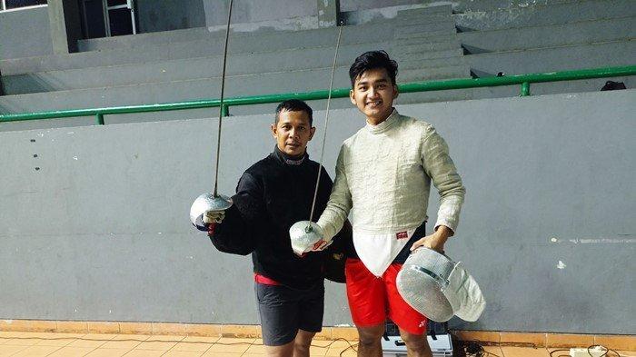 Demi Fokus PON 2021 di Papua, Atlet Anggar Dari Sumsel Ini Rela tak Ikut Tes CPNS