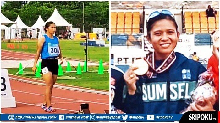 SPEKTAKULER Sri Mayasari Pecahkan Rekornas Lari 400 Meter Putri, Raih Medali Emas Kedua di PON Papua