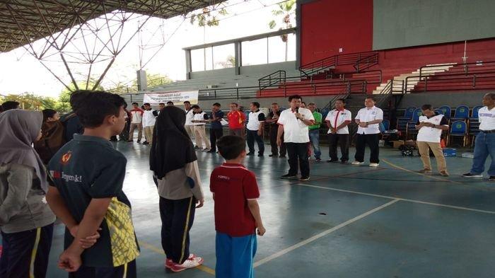 Tingkatkan Prestasi, KONI Sumsel Seleksi 190 Orang di 3 Kabupaten Gudang Atlet