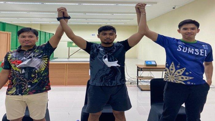 UPDATE Perolehan Medali Sumatera Selatan di PON XX Papua 2021 Setelah Cabor Menembak Raih 2 Medali