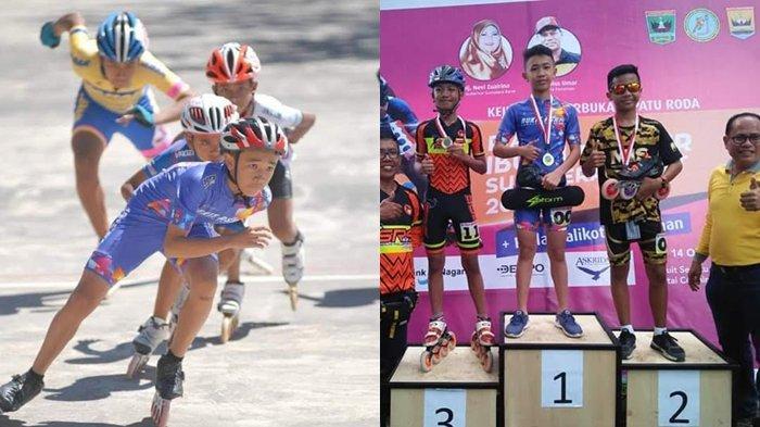 Persiapkan Event Nasional dan PON Papua 2021, Porserosi Sumsel Panggil 10 Atlet Sepatu Roda