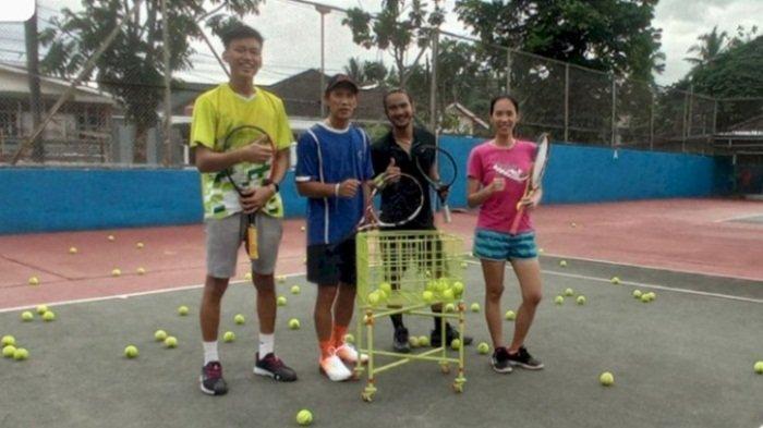 Tenis Sumsel Optimis Kalahkan Tim Kuat di PON XX Papua, Laga Perdana Grup Putra Hadapi Tuan Rumah