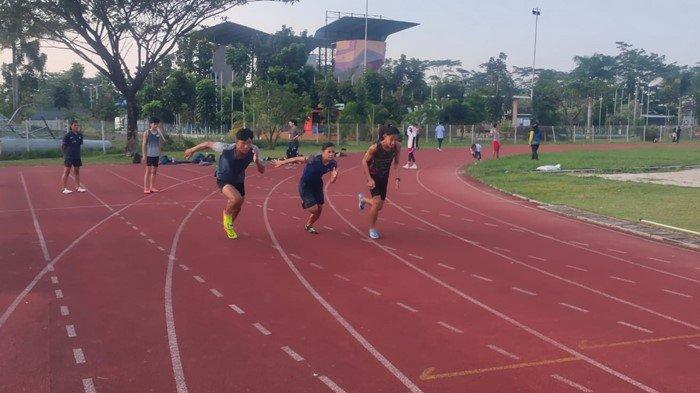 KONI Sumsel Apresiasi, 2 Pengprov Support Atlet Pelatda: Beri Nutrisi Hingga Tumpeng