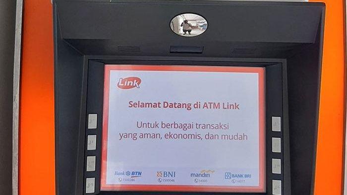 Rencana Perubahan Biaya Transaksi Bank Milik Negara di ATM Link, Palembang Tunggu Surat Resmi