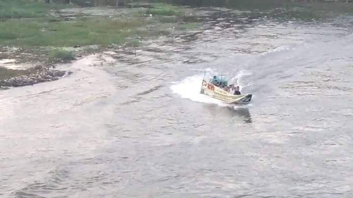 Kronologi Speedboat Terbakar di Maluku, Pegawai CV Sinar Tiga Putri Bintuni Luka Bakar