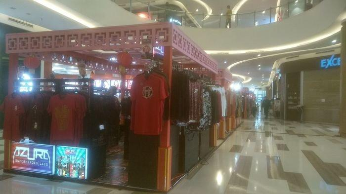 BURUAN Belanja di Palembang Icon Berhadiah Voucher Tenant Rp 100 Ribu, Ini Cara Mendapatkannya