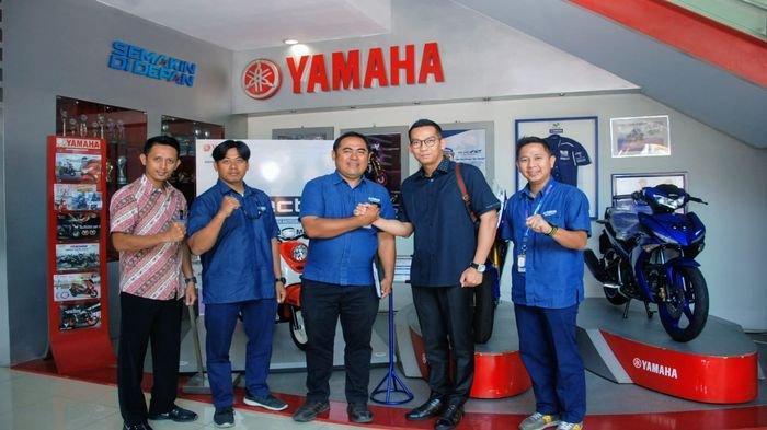 Dispopar Muba Jajaki Kerjasama dengan Yamaha untuk Gelar Ajang Motor Sport di Musi Banyuasin