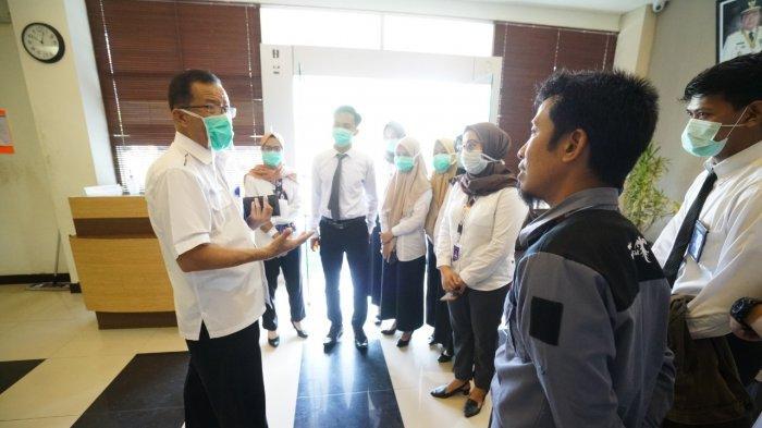 Poltekpar Palembang Utus 20 Alumni Sebagai Tenaga tambahan Tim Gugus Tugas Pencegahan Covid-19