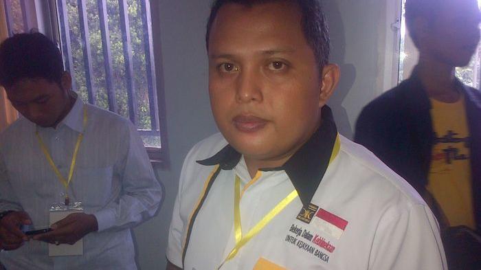 Tim Prabowo-Hatta Terima Hasil Rekapitulasi KPU Palembang