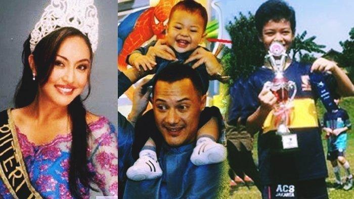 Curahan Hati Keanu Buat Adjie Massaid dan Angelina Sondakh