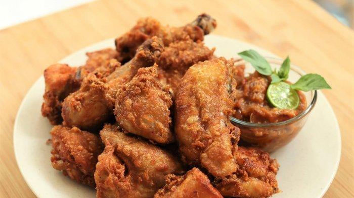 Resep Ayam Goreng Ala Chef Devina Hermawan, Gunakan Lima Bahan Ini, Pasti Tersedia di Dapur!