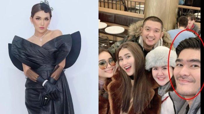 Adit Jayusman Terhempas, Brata Sudah Panggil Ayu Ting Ting 'Love',Bilqis Kegirangan Beri Kecupan: Om