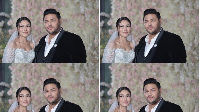 Heboh Ivan Gunawan Posting Foto Pernikahannya dengan Ayu Ting Ting
