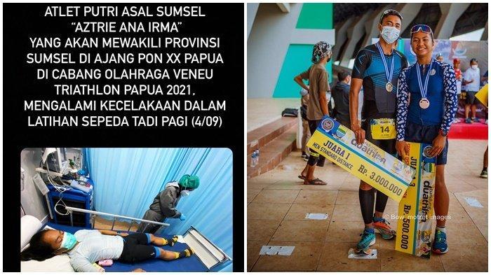 Jadi Korban Kecelakaan Lalu Lintas, Jauhari Johan Ungkap Kondisi Terkini Atlet PON Sumsel